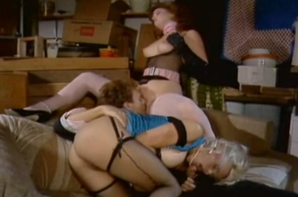 versauter fick im vintage pornofilm
